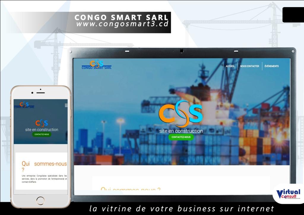 page congo smart